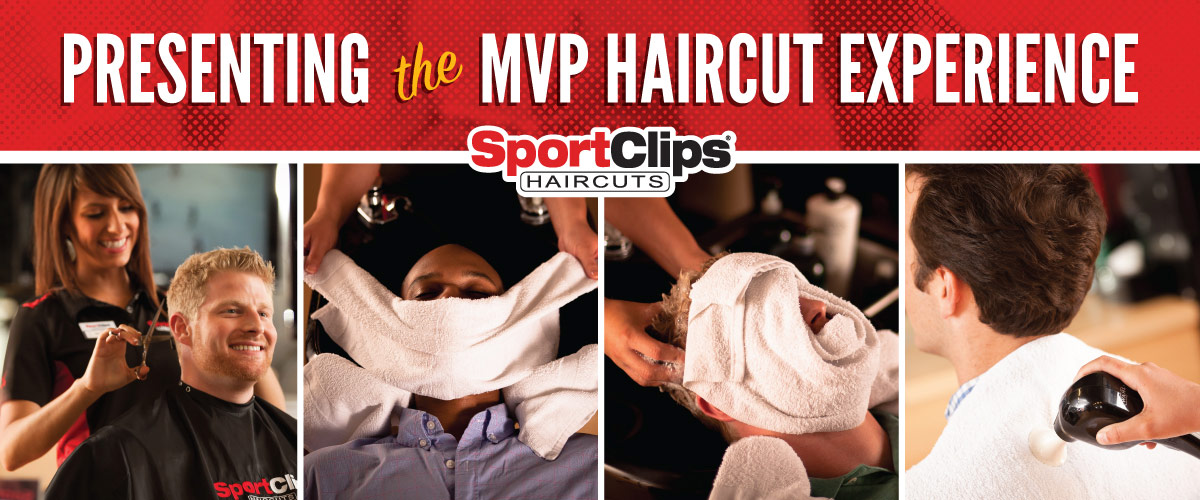 The Sport Clips Haircuts of Kildeer MVP Haircut Experience